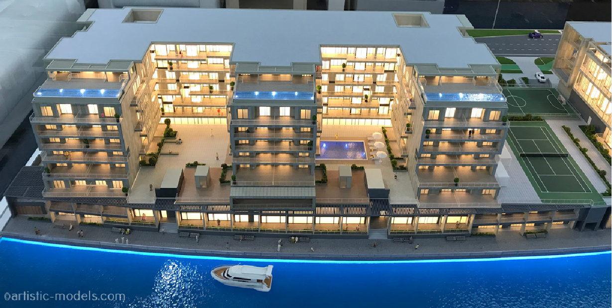Waterfront Residence at Al Raha, Abu Dhabi