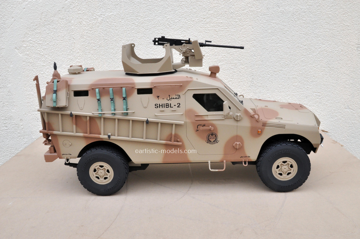 Military Scale Model | SHIBL-2